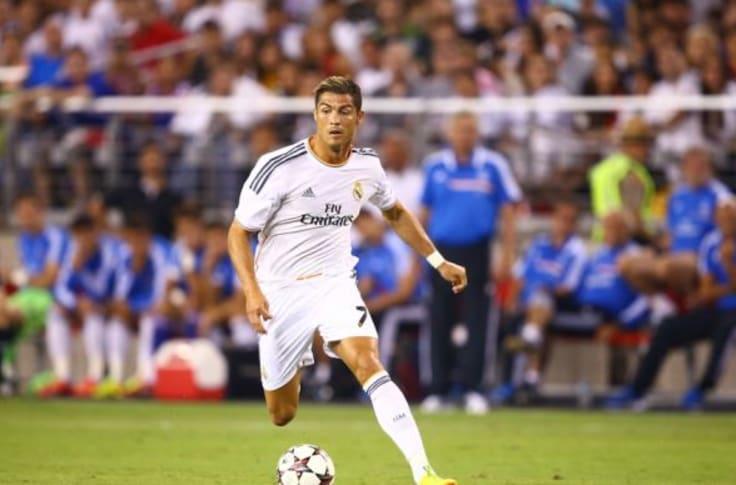 Carlo Ancelotti Denies Cristiano Ronaldo Knee Injury Speculation