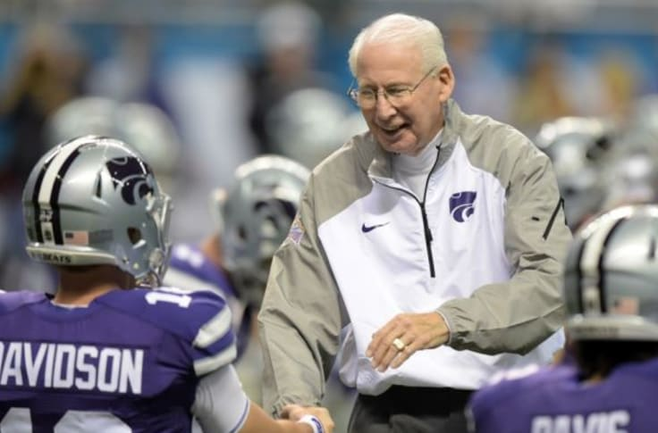 Why Bill Snyder Not Nick Saban Is Best College Football Coach