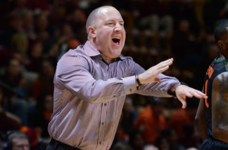 Buzz Williams Virginia Tech Head Coach Reads Mean Tweets