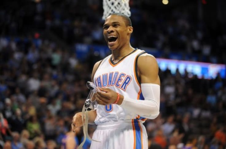 Russell Westbrook Sang Along At Taylor Swift Concert Video