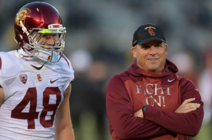 Clay Helton Named Usc Head Coach Twitter Reactions