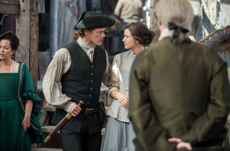 Watch Outlander Season 3 Episode 12 Online Live Stream
