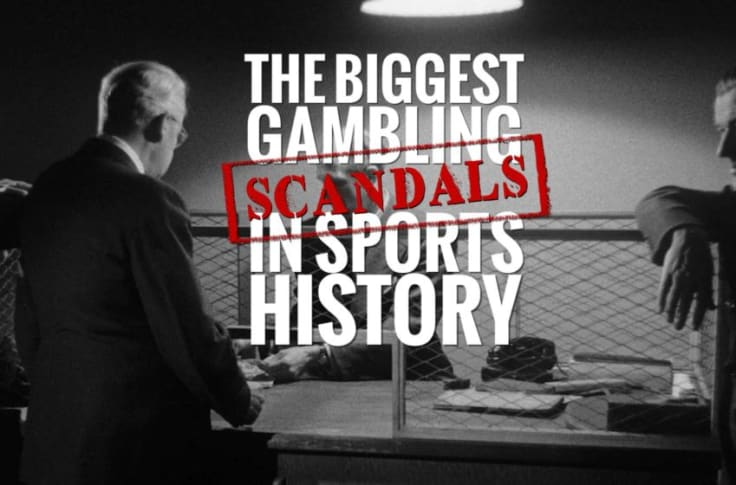 Betting scandals in sports horse betting systems