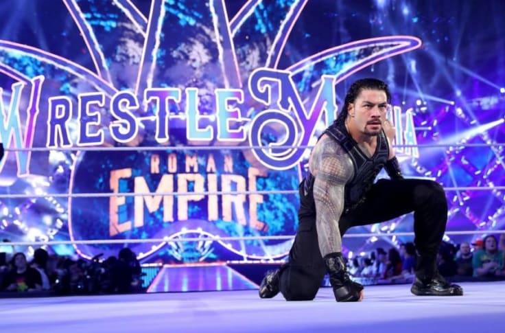 WWE Wrestlemania 37: Roman Reigns Gets Main-Event Challenge 1