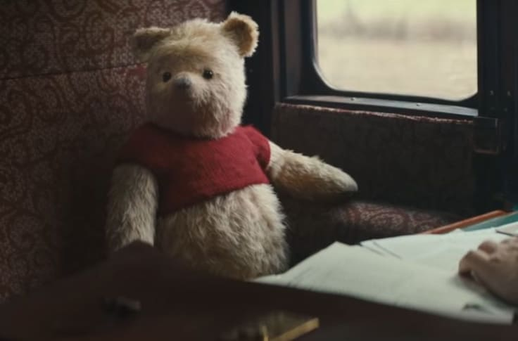 Christopher Robin Is The Logan Of Winnie The Pooh