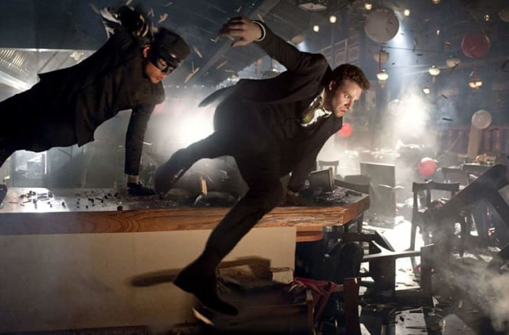 The Green Hornet 2011 Is So Dumb It Really Makes You Think