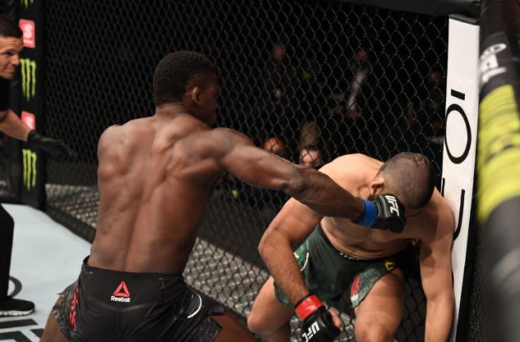 Phil Hawes scores 18-second knockout of Jacob Malkoun at UFC 254