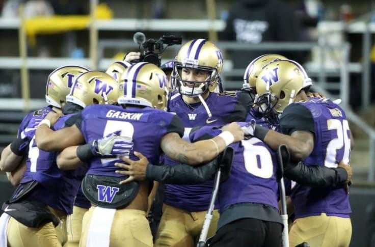 5 reasons Washington makes the College Football Playoff