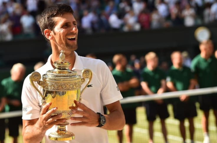 Congratulations Poured In For The 4 Time Wimbledon Champ Djokovic