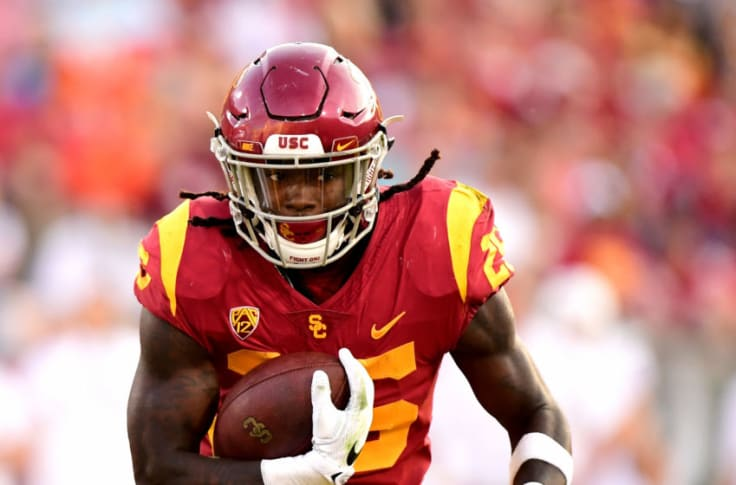Usc Trojans Ronald Jones Steven Mitchell Jr And Porter Gustin Out On Saturday