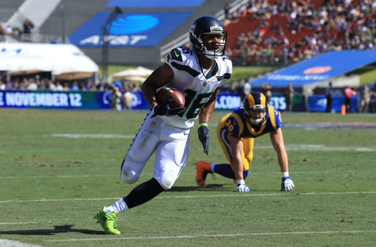 Seattle Seahawks At Los Angeles Rams Highlights Score And Recap