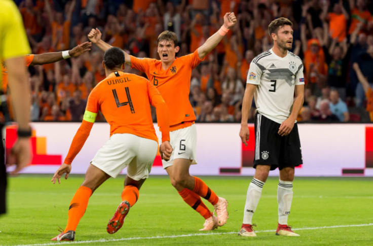 Netherlands Vs France Live Stream Watch Uefa Nations League Online
