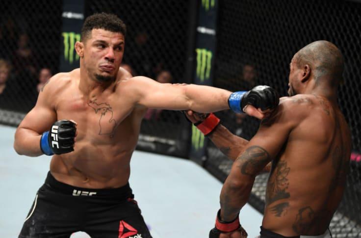 UFC Milwaukee: Drakkar Klose edges Bobby Green on scorecards