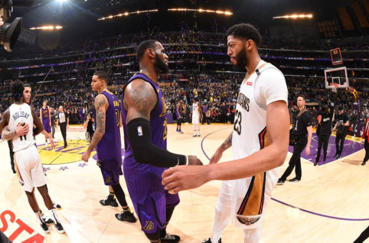 Around The Nba In 15 Trades 2019 Day 1 Lakers And Pelicans
