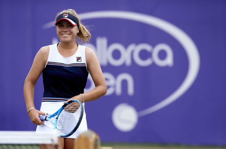 Sofia Kenin S Grass Win At Mallorca Has Made Her A Wimbledon Contender