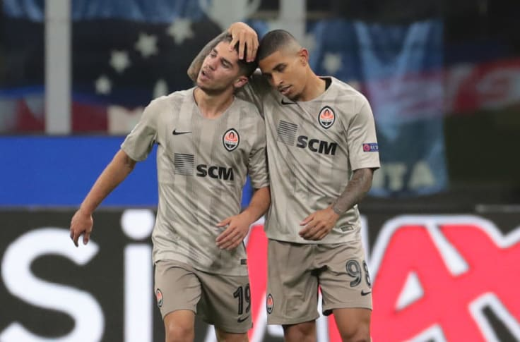 Dinamo Zagreb Vs Shakhtar Donetsk Live Stream Watch Champions League Online