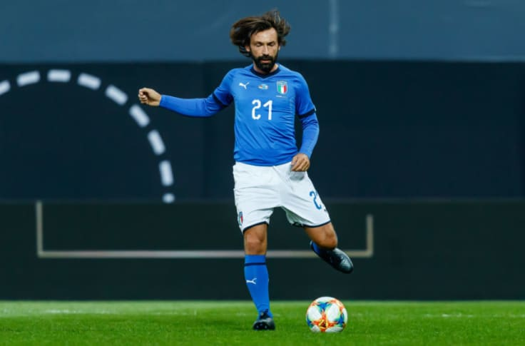 Andrea Pirlo Set To Become New Juventus Manager