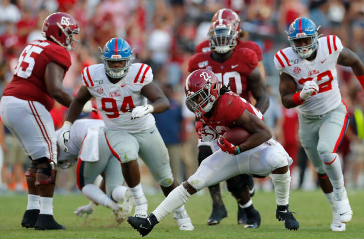 Alabama vs ole miss betting line 2021 world cup betting odds