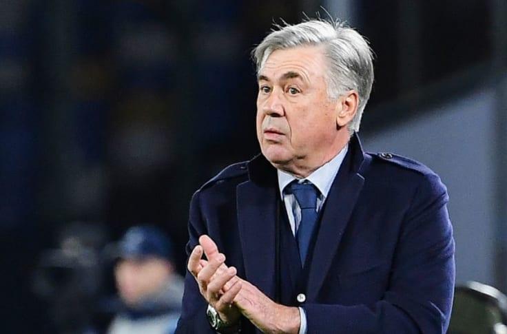 Carlo Ancelotti And A Christmas Tree Can Save Arsenal
