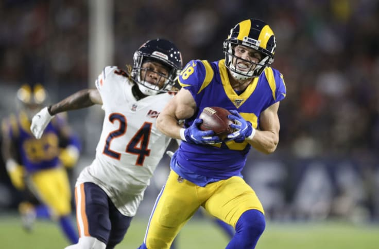 Rams And Cooper Kupp Finalizing 3 Year Extension