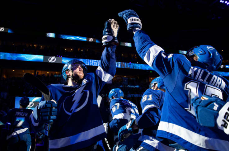 The Tampa Bay Lightning Are Finally Back And A Real Threat
