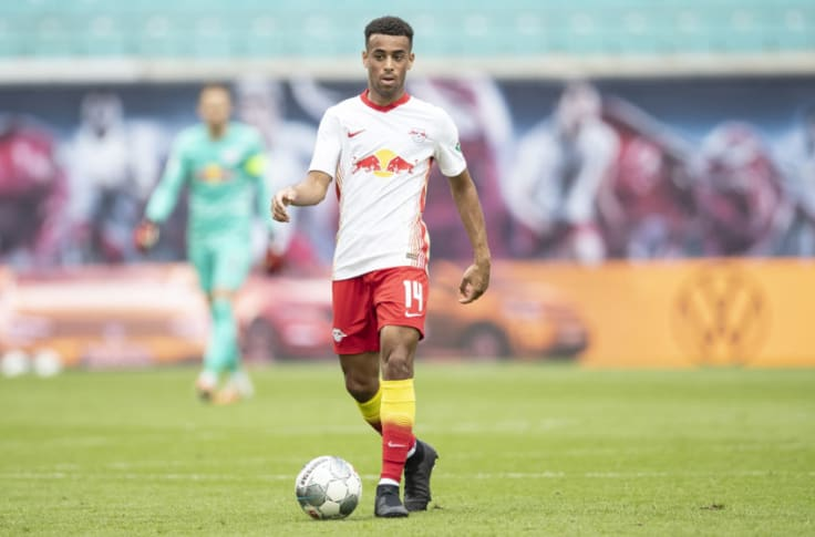 Tyler Adams puts Leipzig into UCL semis with late goal vs Atletico ...