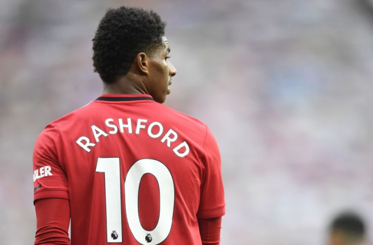 Manchester United Won T Entertain Psg S Interest In Marcus Rashford