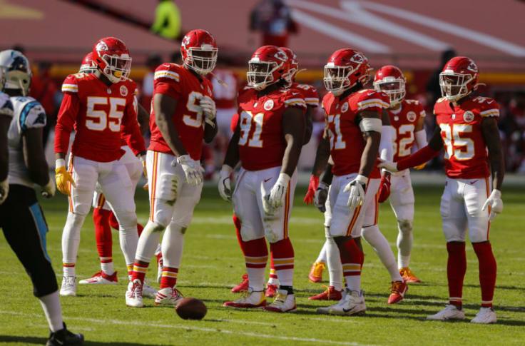 Kansas City Chiefs Kickoff Pin