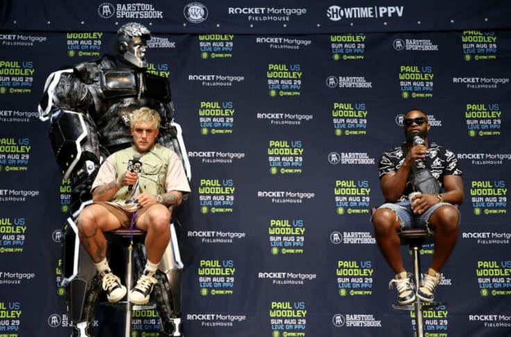 Jake Paul Vs Tyron Woodley Preview And Prediction