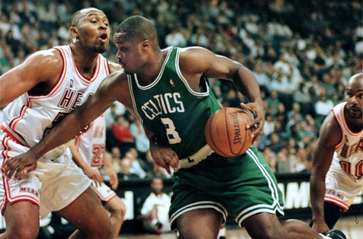 Antoine Walker Nick Van Exel And Our Favorite Heat Celtics Lakers And Nuggets