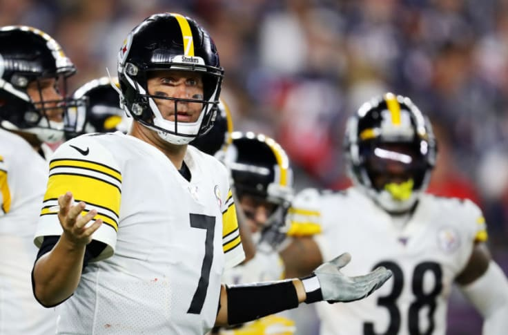 Are the Steelers a threat to the Ravens
