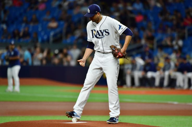 rays need charlie morton to save their season rays need charlie morton to save their