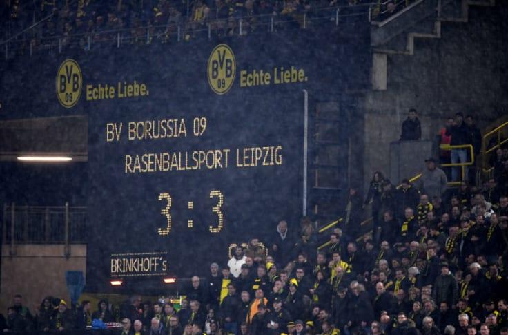 Dortmund leipzig 2019