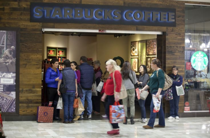 Is Starbucks open on Christmas Eve 2019?