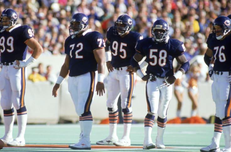 1985 Chicago Bears defense