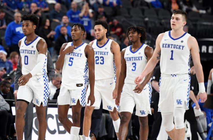 Kentucky basketball: 3 starting lineup options for 2020-2021