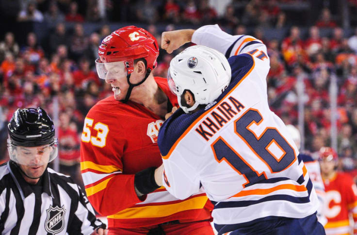 5 Best And Bloodiest Rivalries In The History Of The Nhl Page 3