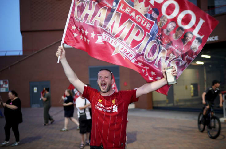 Liverpool FC wins Premier League for first time in 30 years ...
