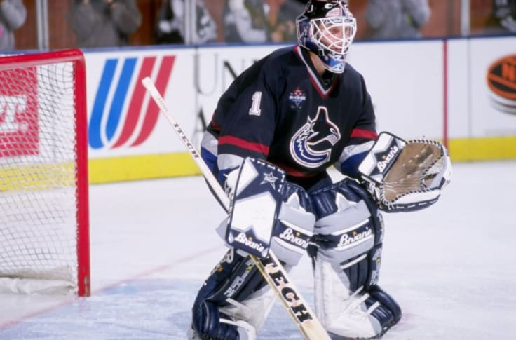 5 Random Players You Forgot Were On The Vancouver Canucks