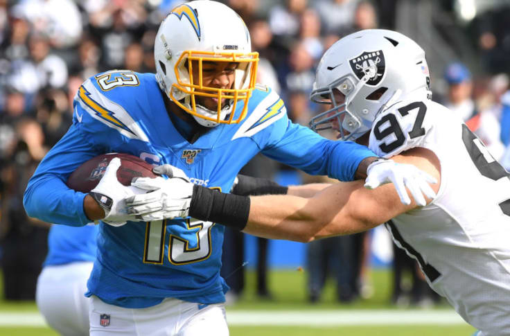 Will Keenan Allen Outperform His 2020 Average Draft Position
