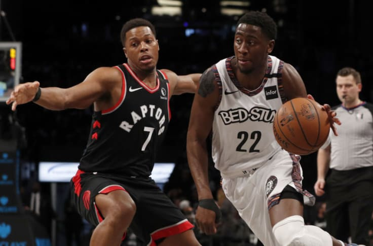 Can Caris Levert And The Nets Escape The Smothering Raptors Defense
