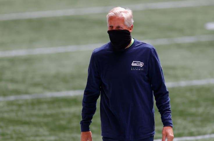 Seahawks Eyeing Five Year Extension For 69 Year Old Pete Carroll