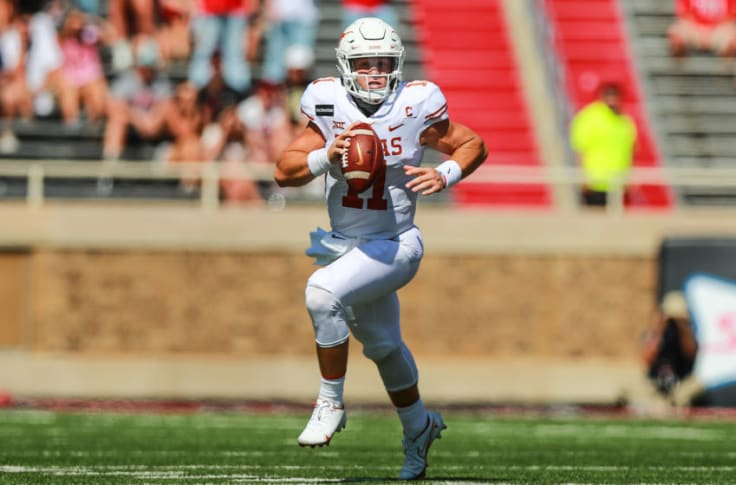 Texas Comeback Vs Texas Tech Provided Plenty Of Ammunition For Old Takes Exposed