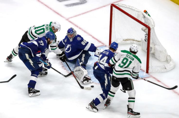 Lightning Vs Stars Nhl Live Stream Reddit For Game 6 Of Stanley Cup Final