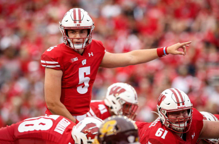 Wisconsin Football Who Would Start If Graham Mertz Is Out With Covid 1,114 likes · 18 talking about this · 32 were here. wisconsin football who would start if
