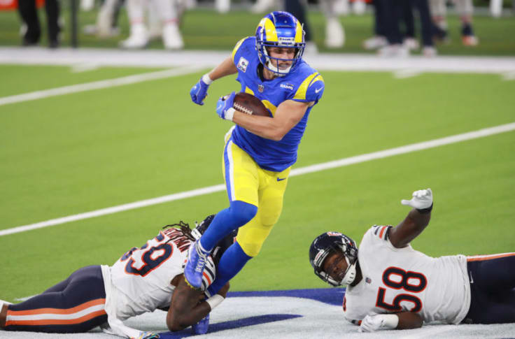 Rams Place Star Wide Receiver Cooper Kupp On Covid 19 List