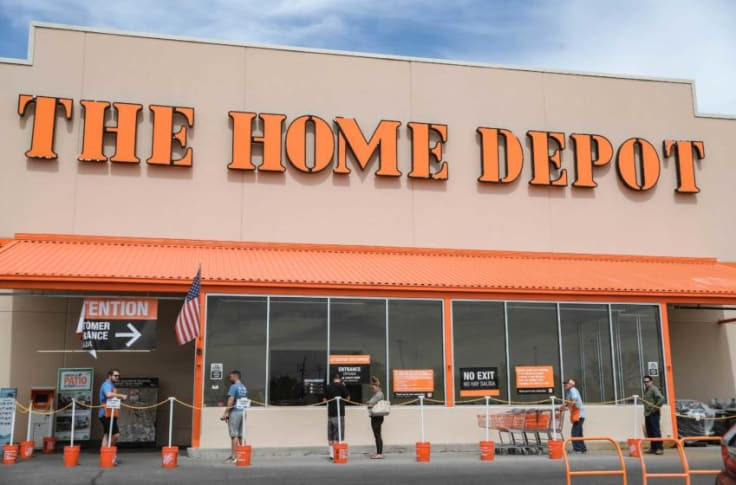 Is Home Depot Open On Black Friday