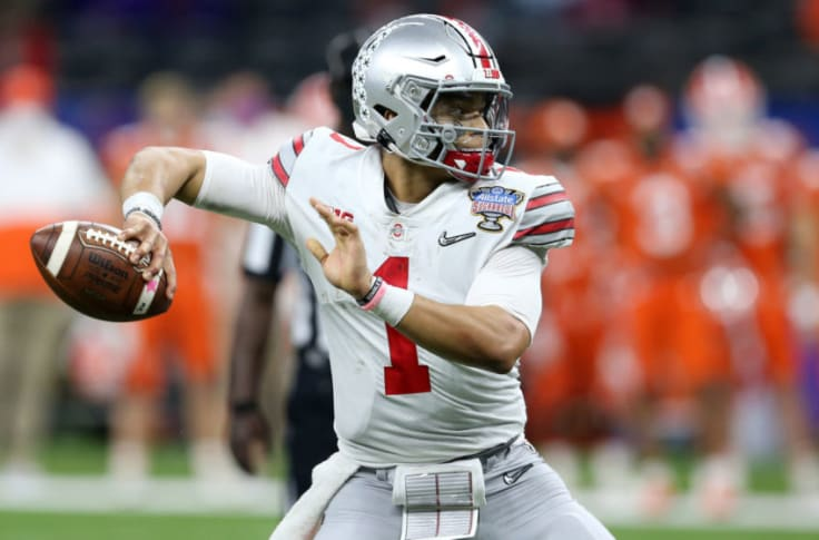 National Championship Game Alabama Vs Ohio State First Look Preview Odds Prediction