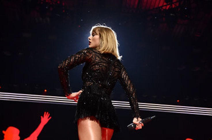 Taylor Swift S Super Saturday Night Concert To Air On Audience Music Friday