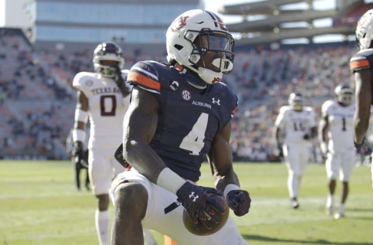 Auburn football: Tank Bigsby is fourth-highest ranked 2020 true freshman